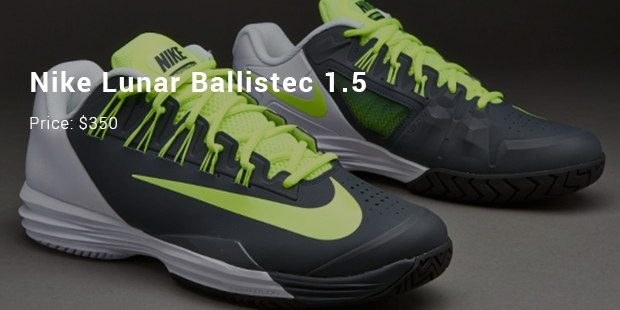 Most Expensive Tennis Shoes