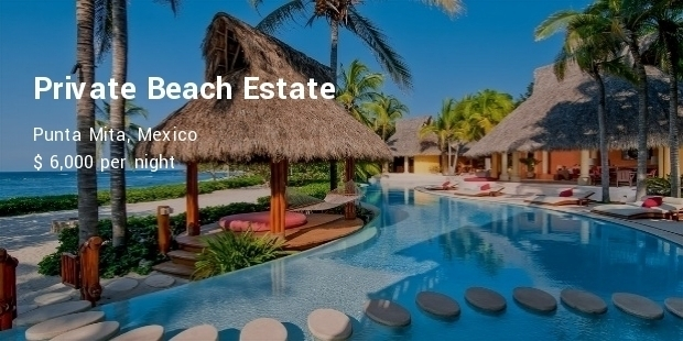 Most Expensive Vacation Rentals in USA
