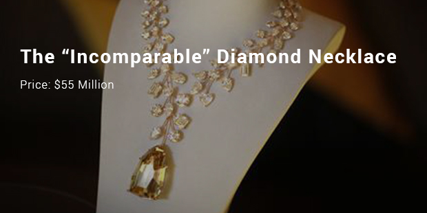 in luxurious incomparable pieces the l famous jewellery world products necklace most brands top popular expensive s diamond list