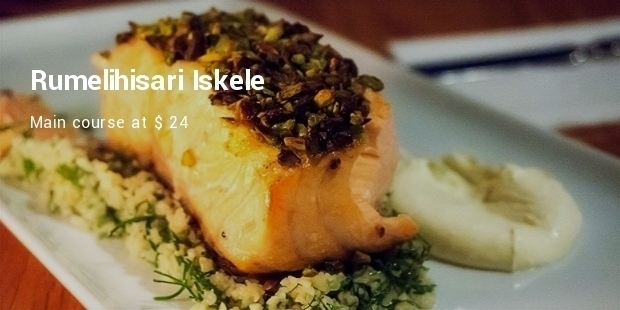Most Expensive Restaurants in Istanbul