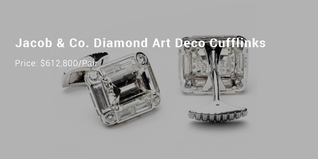 Most Expensive Cufflinks