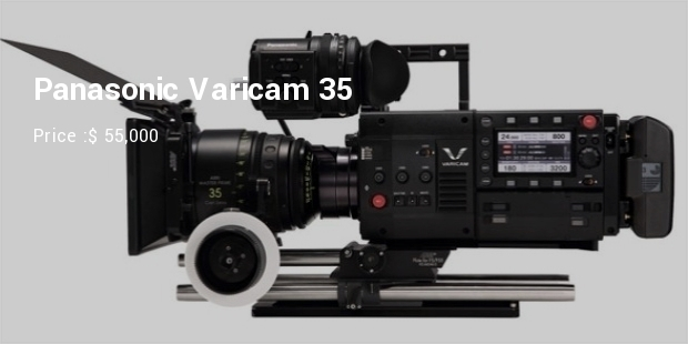Most Expensive Camcorders