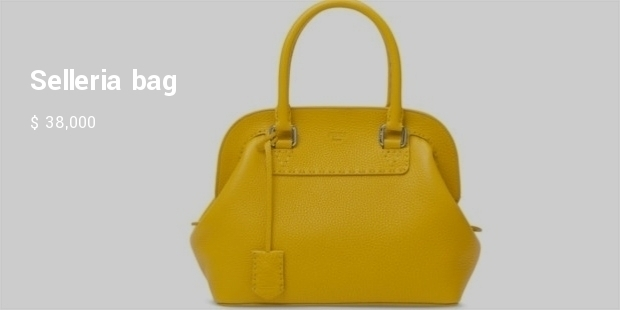 Most Expensive Fendi Products