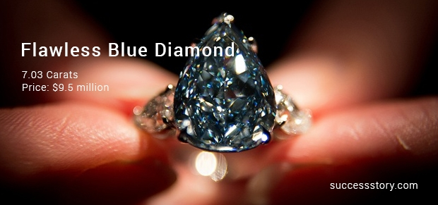 10 Most Expensive Colored Diamonds in the World