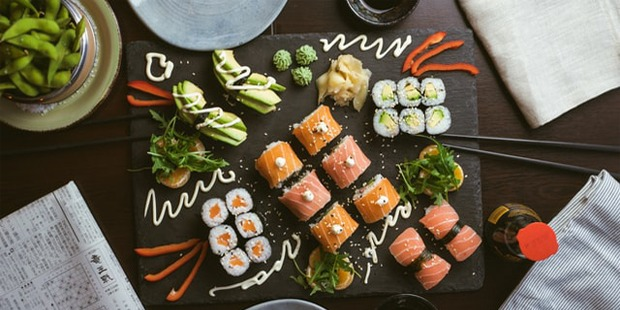 7 Most Expensive Sushi
