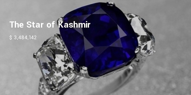 10 Most Expensive Sapphires Sold At Auction Successstory
